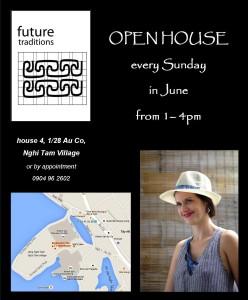Openhouse June 2016 flyer