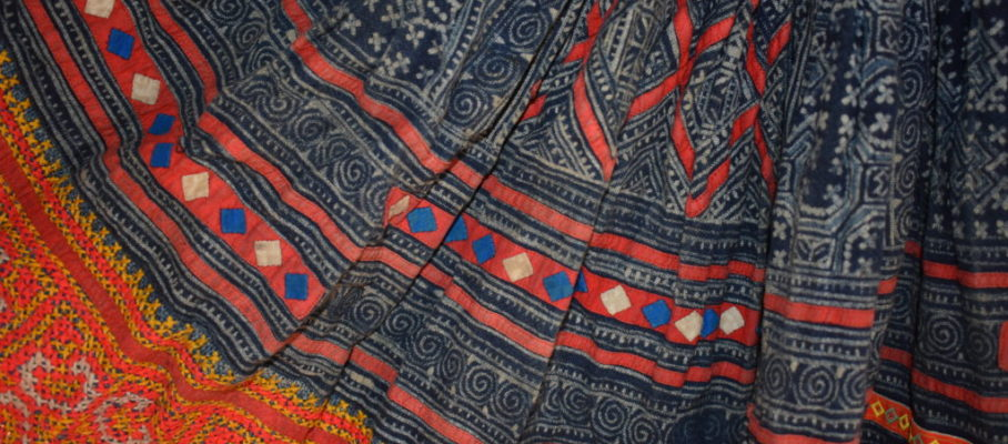 Traditional Hmong skirt