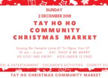 Tay Ho market