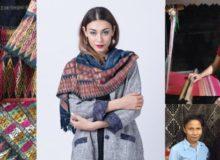 poncho scarf#4