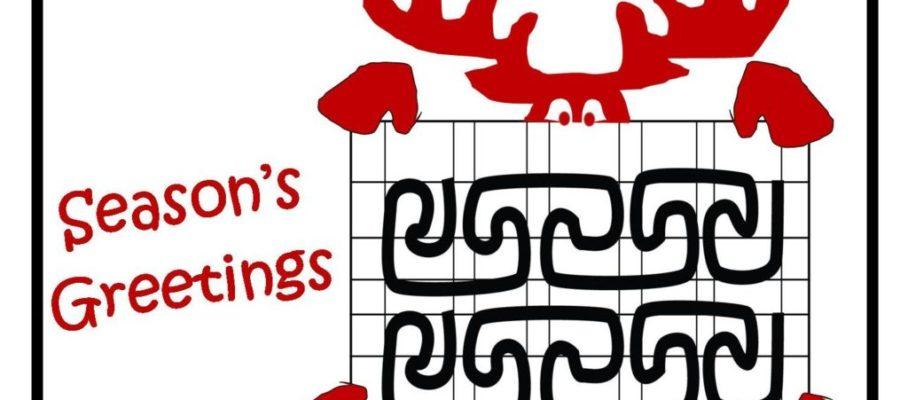 christmas card for website