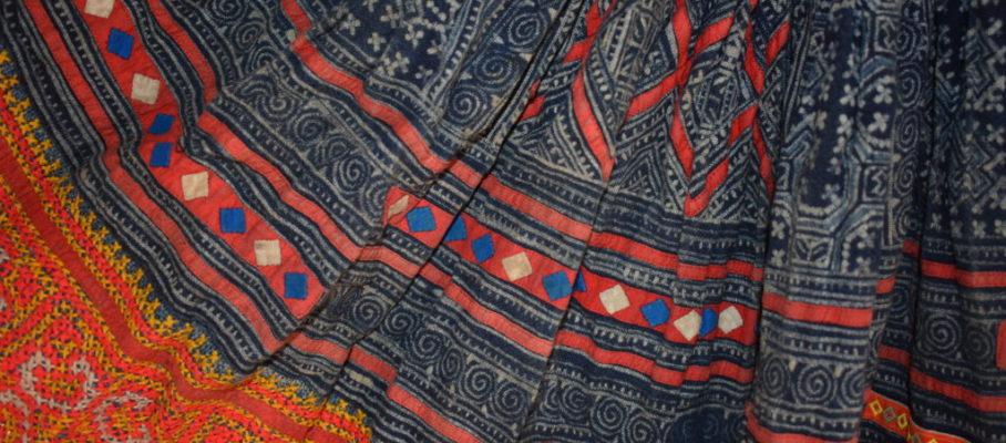 Traditional Hmong skirt